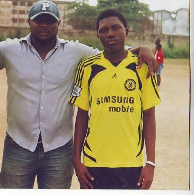 Resume For Dare Lawal - A footballer Lagos Nigeria 2